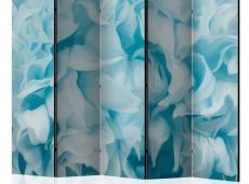 Paraván - Azalea (blue) II [Room Dividers]